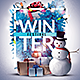 Winter is Here Festival - GraphicRiver Item for Sale