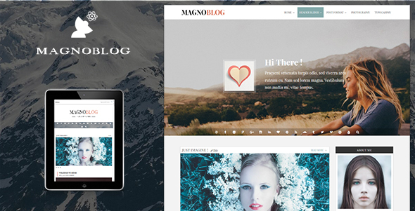 Magnoblog for WordPress