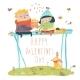 Couple in Love Celebrating Valentines Day