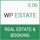 WP Estate - Real Estate Responsive WordPress Theme Nulled