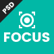 Focus - Multipurpose PSD Template Nulled
