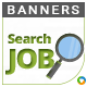 Job Searching Banners - Image Included