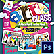 Art Class Flyer - GraphicRiver Item for Sale