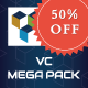 Visual Composer Mega Pack - Addons and Templates - CodeCanyon Item for Sale