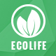 EcoLife - Organic Food Store, Ecology & Vegan, Farm of Organic Products Theme - ThemeForest Item for Sale