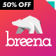 Breena - A Responsive WordPress Blog Theme Nulled