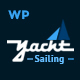 Yacht Sailing - Marine Charter WordPress theme