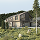 Vray Exterior Lighting Pro Daylight Settings - rendering forest full scene - 3DOcean Item for Sale