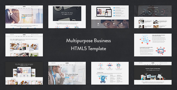 Morello - Multipurpose Business HTML5 Template - Corporate Site Templates