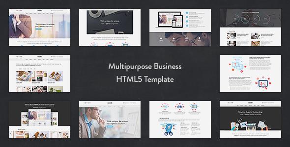 Morello - Multipurpose Business HTML5 Template - Corporate Site Templates