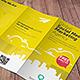 Social Media Tri-Fold Brochure - GraphicRiver Item for Sale