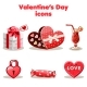 Red Love Collection Valentine s Day - GraphicRiver Item for Sale