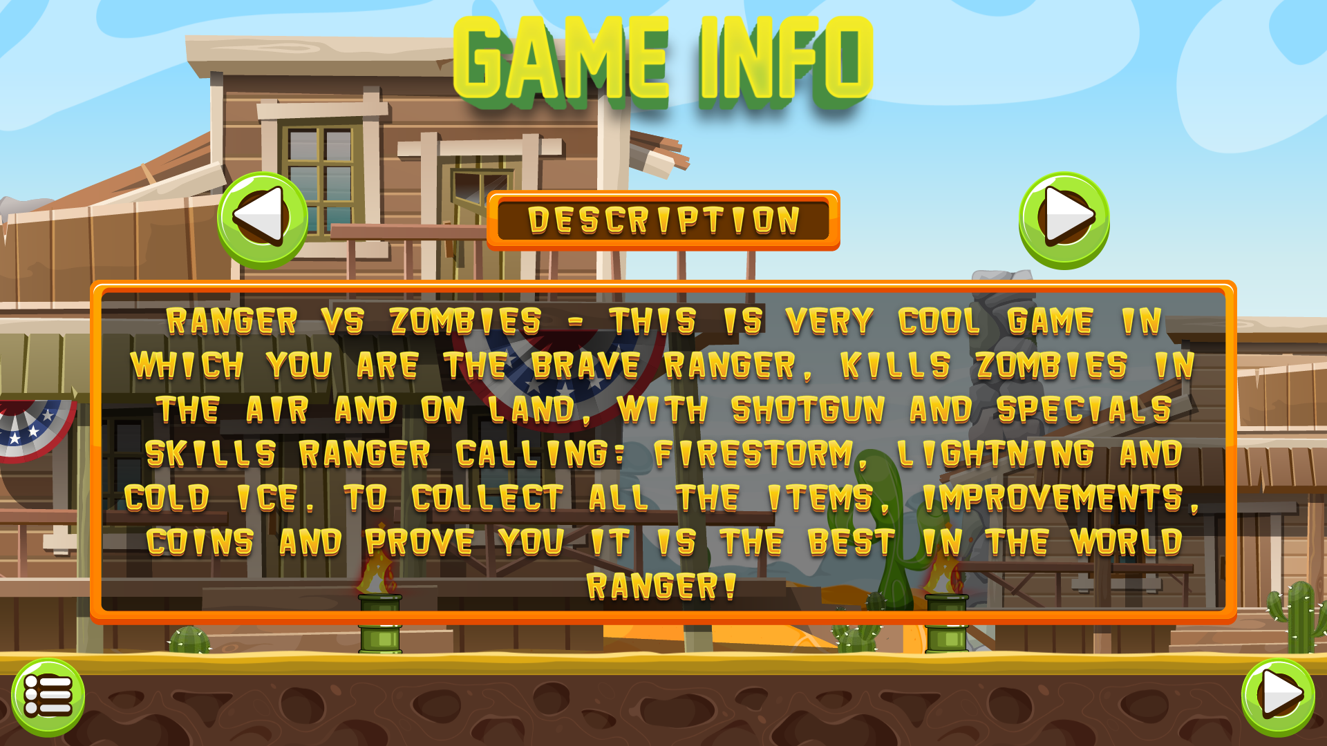 Ranger vs Zombies - HTML5 Game, Mobile Version+AdMob!!! (Construct 3 |  Construct 2 | Capx)