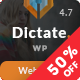 Dictate - Business, Fashion, Medical, Spa WP Theme Nulled