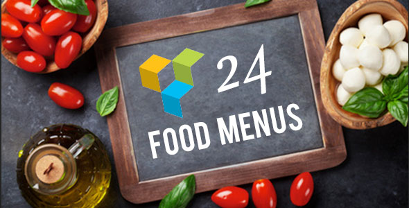 Restaurant Food Menus for Visual Composer - CodeCanyon Item for Sale