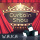 Curtain Show - VideoHive Item for Sale