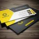 Business Card V.2 - GraphicRiver Item for Sale
