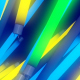 Glow Neon Color Lamps Tunnel - VideoHive Item for Sale