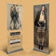 Fashion Multipurpose Rollup Banner