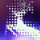 Futuristic Digital Christmas Backgrounds - GraphicRiver Item for Sale