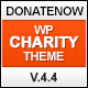 DonateNow | WordPress Theme for Charity Nulled