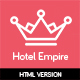 Hotel Empire - Hotel Reservation HTML Template - ThemeForest Item for Sale
