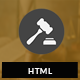 Legal Justice - Template for Lawyers Attorneys and Law Firm Nulled