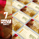 Business Card Mockup Vol 3 - GraphicRiver Item for Sale