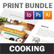 Cooking School Print Bundle 2