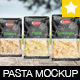 Italian Pasta Mock Up VOL.1 - GraphicRiver Item for Sale