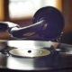 Old Gramophone, Playing a Record,  Loop-able Vintage Video - VideoHive Item for Sale