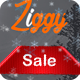 Ziggy - Multipurpose HTML5 Landing Page - ThemeForest Item for Sale