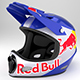 Extreme Motocross Fullface Helmet - 3DOcean Item for Sale