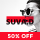 SUVAD - Personal Blog WP Theme