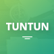 Tuntun - Creative One Page PSD Template - ThemeForest Item for Sale