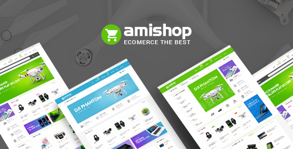 Amishop – Multipurpose WooCommerce WordPress Theme