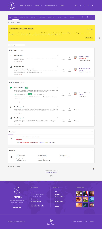Dle Forum Templates Websites