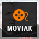 AmyMovie - Movie and Cinema WordPress Theme Nulled