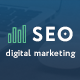 SEO - Seo Company - Seo & Digital Agency PSD Template Nulled