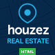 Houzez - Real Estate HTML Template Nulled