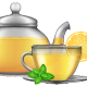 Teapot and Cup. - GraphicRiver Item for Sale