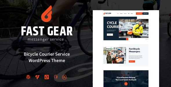 Fast Gear | Courier and Delivery Services