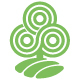 Green Hill Tree Logo