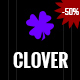 Clover - creative minimal portfolio html5 - ThemeForest Item for Sale