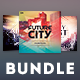 City CD Cover Bundle Vol.04 - GraphicRiver Item for Sale