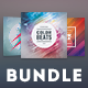 Abstract CD Cover Bundle Vol.03 - GraphicRiver Item for Sale