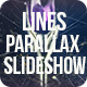 Lines Parallax Slideshow - VideoHive Item for Sale