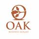 Oak O Letter Logo - GraphicRiver Item for Sale