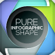 Pure Shape Infographic. Set 7 - GraphicRiver Item for Sale