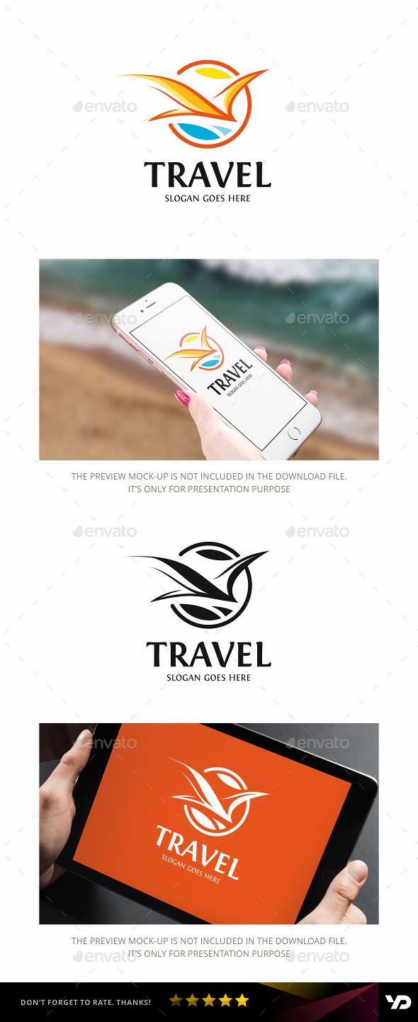 Travel - Animals Logo Templates